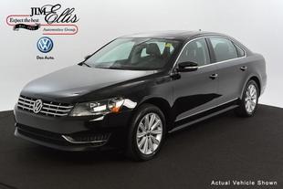 2013 Volkswagen Passat 2.5 SEL Sedan for sale in Atlanta for $21,761 with 22,177 miles.