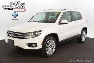 2012 Volkswagen Tiguan SE SUV for sale in Atlanta for $22,940 with 32,459 miles.