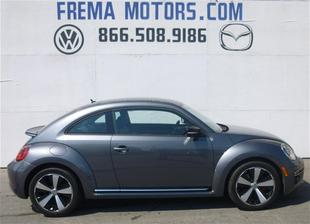 2013 Volkswagen Beetle 2.0T Turbo Hatchback for sale in Goldsboro for $21,700 with 15,102 miles.