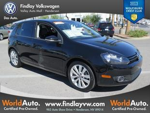2012 Volkswagen Golf TDI Hatchback for sale in Henderson for $20,995 with 37,338 miles.