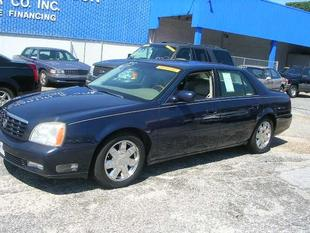 2005 Cadillac DeVille DTS Sedan for sale in Montgomery for $14,975 with 59,632 miles.