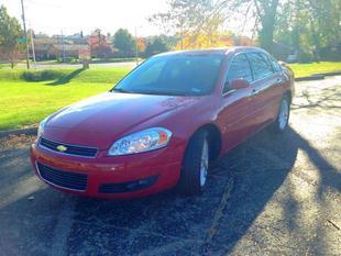 2008 Chevrolet Impala LTZ Sedan for sale in Lexington for $12,995 with 81,254 miles.