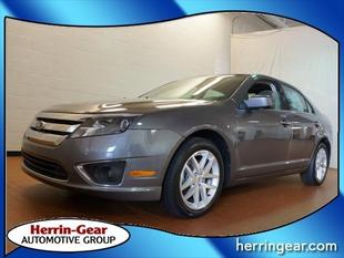 2012 Ford Fusion SEL Sedan for sale in Jackson for $20,995 with 50,230 miles.