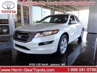 2010 Honda Accord Crosstour EX-L Wagon for sale in Jackson for $22,588 with 52,806 miles.