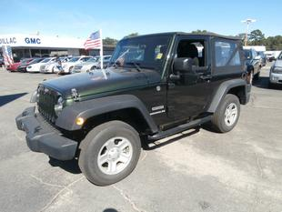 2011 Jeep Wrangler Sport SUV for sale in Marianna for $23,800 with 16,489 miles.