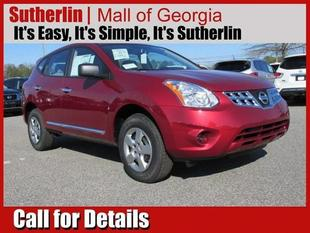 2013 Nissan Rogue S SUV for sale in Buford for $18,500 with 6 miles.