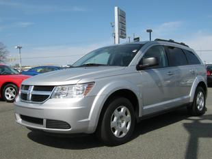2009 Dodge Journey SE SUV for sale in Fredericksburg for $15,995 with 43,754 miles.