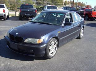 2002 BMW 330