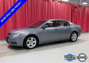 2009 Chevrolet Malibu LS Sedan for sale in Rutland for $11,900 with 58,976 miles.