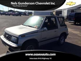 1990 Geo Tracker SUV for sale in Osseo for $4,990 with 148,644 miles.