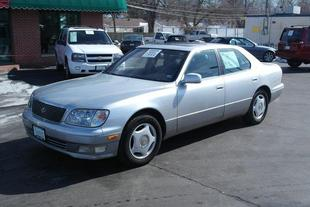 1998 Lexus LS 400 Sedan for sale in Springfield for $4,980 with 175,487 miles.