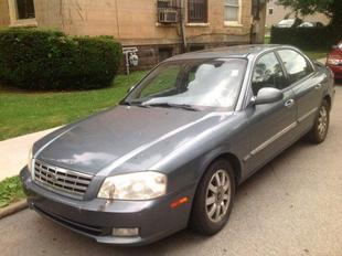 2002 Kia Optima Sedan for sale in Belle Vernon for $3,950 with 104,950 miles.
