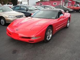 2004 Chevrolet Corvette Base Coupe for sale in Altoona for $24,595 with 57,000 miles.