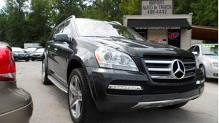 2011 Mercedes-Benz GL-Class GL550 4MATIC SUV for sale in Chattanooga for $49,500 with 41,255 miles.