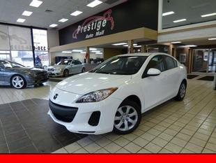 2012 Mazda Mazda3 I Sport Sedan for sale in Cuyahoga Falls for $11,985 with 43,107 miles.