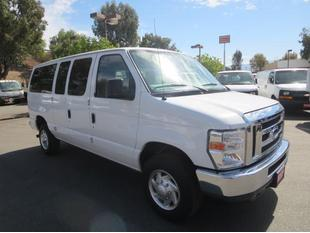 2012 Ford E350 Super Duty