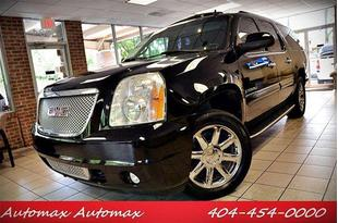 2007 GMC Yukon XL Denali SUV for sale in Lilburn for $23,977 with 92,945 miles.