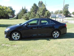 2013 Toyota Camry SE Sedan for sale in Kearney for $16,995 with 40,000 miles.