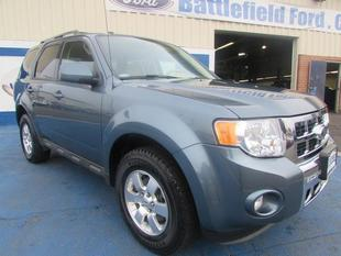 2012 Ford Escape Limited SUV for sale in Manassas for $13,984 with 84,282 miles.