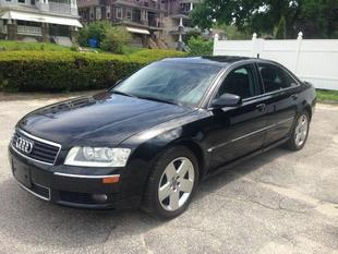 2005 Audi A8 4.2 Quattro Sedan for sale in Waterbury for $9,999 with 129,403 miles.