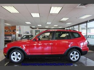 2007 BMW X3 3.0si SUV for sale in Hamilton for $13,495 with 104,000 miles.