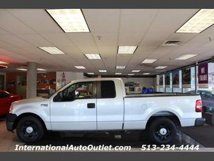 2007 Ford F150 XL Extended Cab Pickup for sale in Hamilton for $8,995 with 165,000 miles.