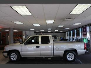 2005 Chevrolet Silverado 1500 Extended Cab Pickup for sale in Hamilton for $8,495 with 137,000 miles.