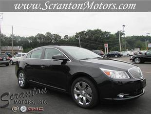 2011 Buick LaCrosse CXS Sedan for sale in Vernon Rockville for $35,995 with 10,013 miles.