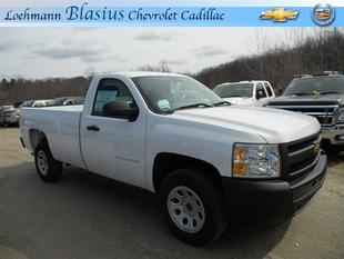 2012 Chevrolet Silverado 1500 Work Truck Regular Cab Pickup for sale in WATERBURY for $23,655 with 51,057 miles.