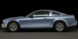 2006 Ford Mustang Deluxe Coupe for sale in LaBelle for $13,384 with 41,448 miles.
