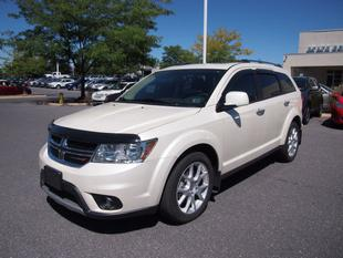 2012 Dodge Journey Crew SUV for sale in State College for $25,997 with 19,060 miles.