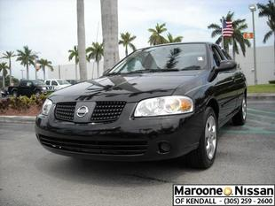 2006 Nissan Sentra 1.8 S Sedan for sale in Miami for $11,395 with 43,551 miles.