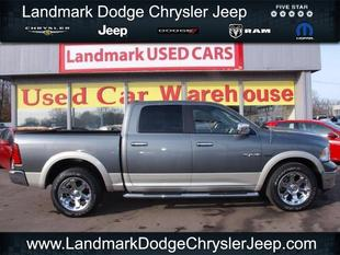 2010 Dodge Ram 1500 Laramie Crew Cab Pickup for sale in Independence for $32,988 with 36,647 miles.
