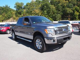 2013 Ford F150 XLT Crew Cab Pickup for sale in Morgantown for $36,428 with 21,516 miles.