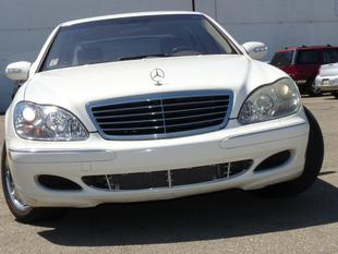 2004 Mercedes-Benz S-Class S430 Sedan for sale in Manteca for $9,995 with 135,000 miles.