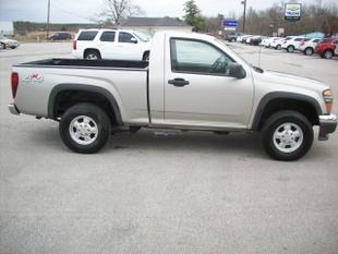 2007 Chevrolet Colorado Regular Cab Pickup for sale in Ripley for $8,988 with 92,621 miles.