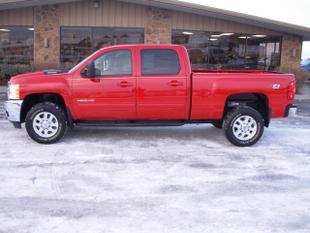 2014 Chevrolet Silverado 2500