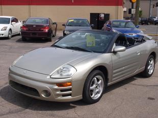 2005 Mitsubishi Eclipse