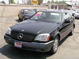 1995 Mercedes-Benz S-Class S500 Coupe for sale in Ontario for $8,995 with 108,375 miles.