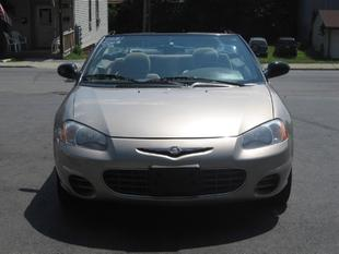 2003 Chrysler Sebring LX Convertible for sale in MIDDLETOWN for $5,995 with 117,551 miles.