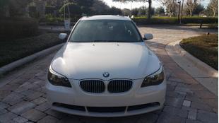 2007 BMW 525