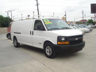 2003 Chevrolet Express 3500