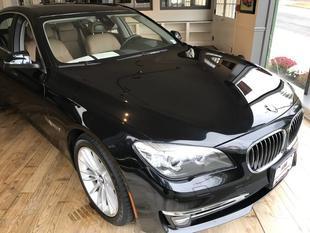 2013 BMW 750