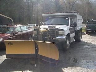 2004 Ford E350 Super Duty