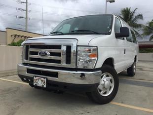 2014 Ford E350 Super Duty