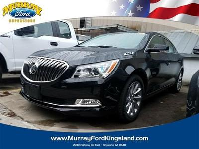 Pre Owned Buick LaCrosse Under $500 Down