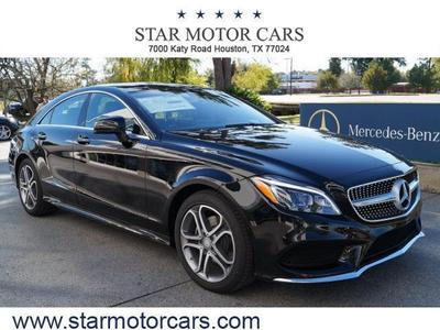 New and used mercedes benz cls class for sale in houston for Mercedes benz north houston inventory