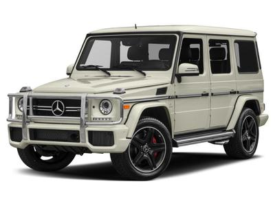 2017 Mercedes-Benz AMG G 63 Base