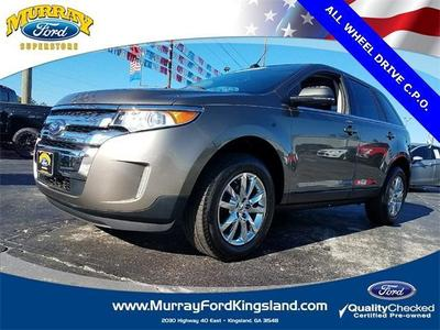 Pre Owned Ford Edge Under $500 Down