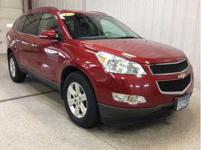 New Ulm, MN - 2012 Chevrolet Traverse